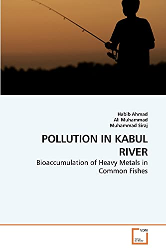 9783639089240: POLLUTION IN KABUL RIVER: Bioaccumulation of Heavy Metals in Common Fishes