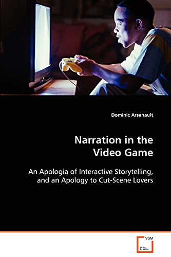 9783639091397: Narration in the Video Game