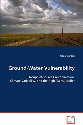 9783639094275: Ground-Water Vulnerability
