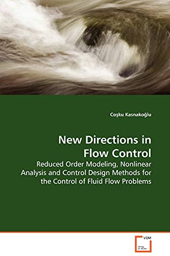 New Directions in Flow Control - Reduced Order Modeling, Nonlinear Analysis and Control Design ...