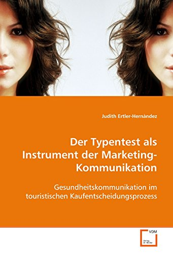 Der Typentest als Instrument der Marketing- Kommunikation: Judith Ertler-HernÃndez