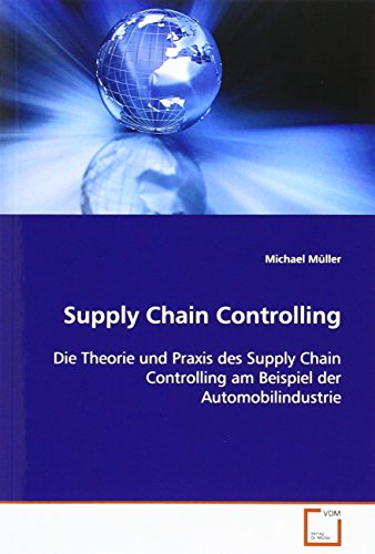 Supply Chain Controlling: Michael M�ller
