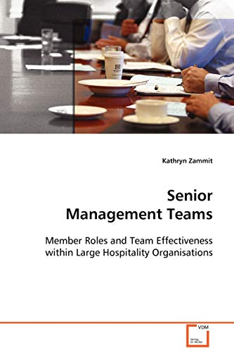 Senior Management Teams: Zammit, Kathryn