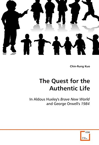 The Quest for the Authentic Life: In: Kuo, Chin-Rung