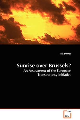 Sunrise Over Brussels?: Till Sommer