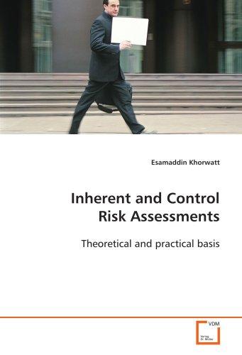 Inherent and Control Risk Assessments: Khorwatt, Esamaddin