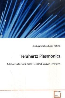 9783639129533: Terahertz Plasmonics: Metamaterials and Guided-wave Devices