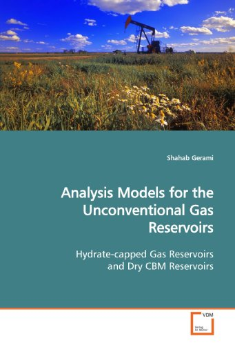 9783639146059: Analysis Models for the Unconventional Gas Reservoirs: Hydrate-capped Gas Reservoirs and Dry CBM Reservoirs