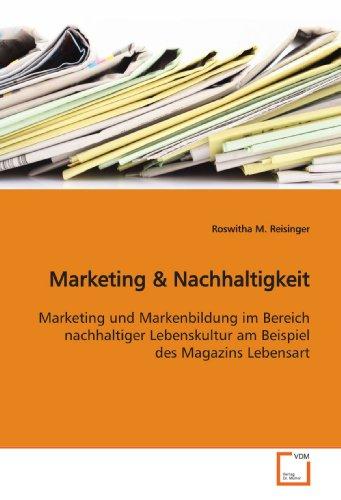 Marketing: Roswitha M. Reisinger