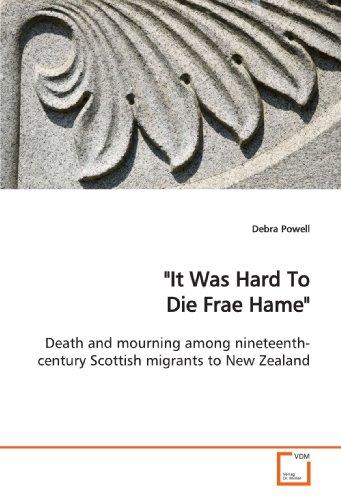 It Was Hard To Die Frae Hame: Debra Powell