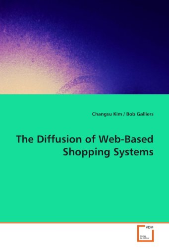 9783639154702: The Diffusion of Web-Based Shopping Systems