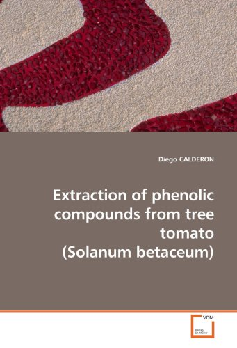 9783639160208: Extraction of phenolic compounds from tree tomato (Solanum betaceum)