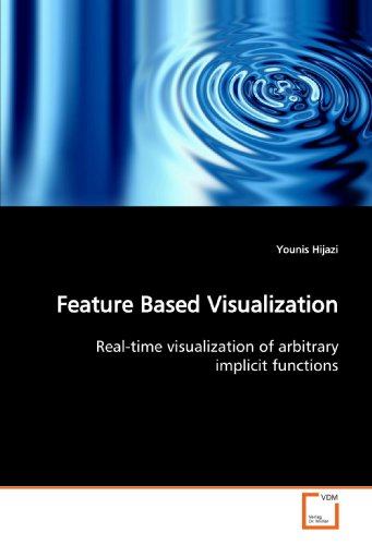 9783639170115: Feature Based Visualization: Real-time visualization of arbitrary implicit functions