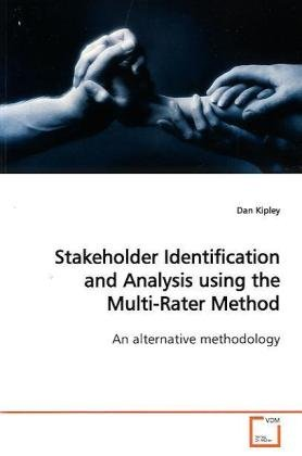 9783639173215: Stakeholder Identification and Analysis using the Multi-Rater Method: An alternative methodology