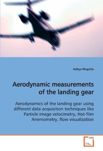 Aerodynamic measurements of the landing gear: Aerodynamics: Aditya Ringshia