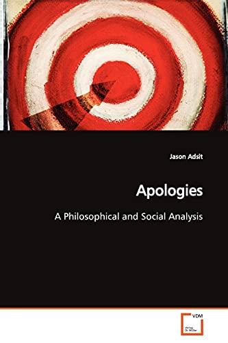 Apologies: Jason Adsit