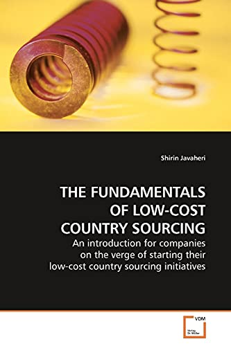 The Fundamentals of Low-Cost Country Sourcing: Shirin Javaheri