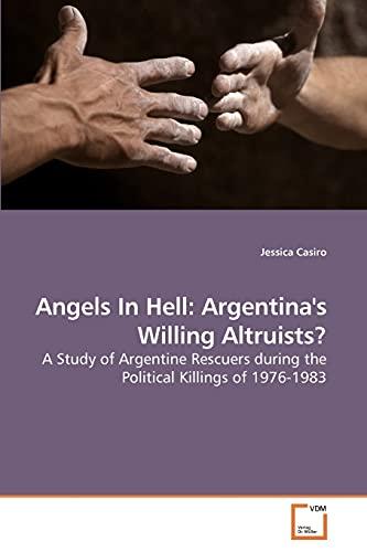 Angels in Hell: Jessica Casiro