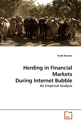 9783639181869: Herding in Financial Markets During Internet Bubble: An Empirical Analysis