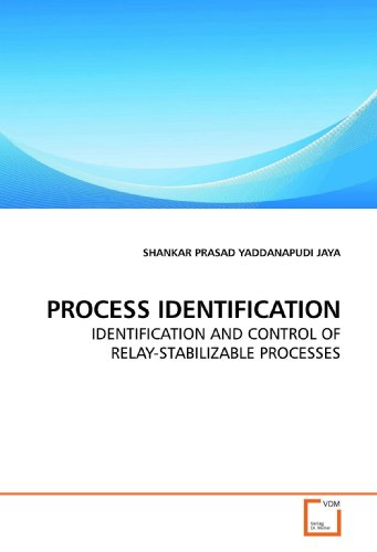 9783639189483: PROCESS IDENTIFICATION: IDENTIFICATION AND CONTROL OF RELAY-STABILIZABLE PROCESSES