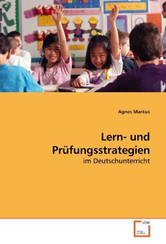 9783639190694: Lern- und Prüfungsstrategien: im Deutschunterricht (German Edition)