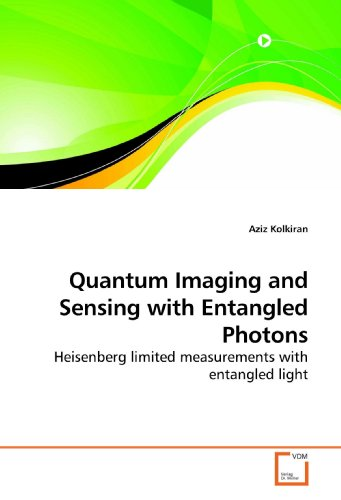 Quantum Imaging and Sensing with Entangled Photons: Aziz Kolkiran