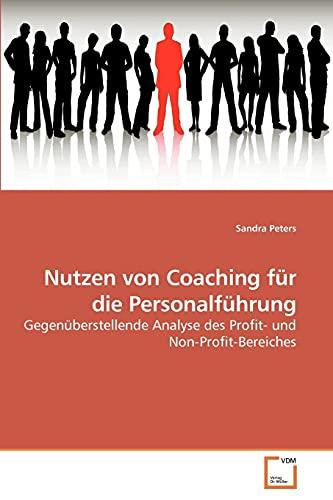 Nutzen Von Coaching Fr Die Personalfahrung: Sandra Peters