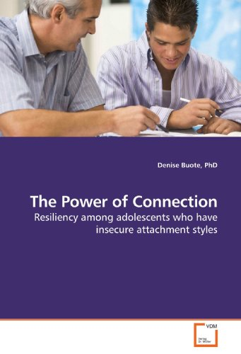 9783639211412: The Power of Connection: Resiliency among adolescents who have insecure attachment styles