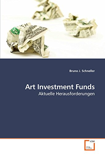 9783639211634: Art Investment Funds: Aktuelle Herausforderungen