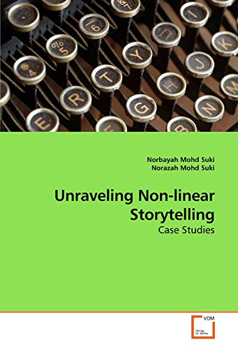 9783639212303: Unraveling Non-linear Storytelling: Case Studies