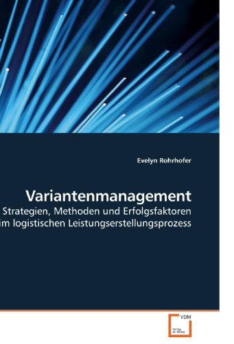 9783639218114: Variantenmanagement