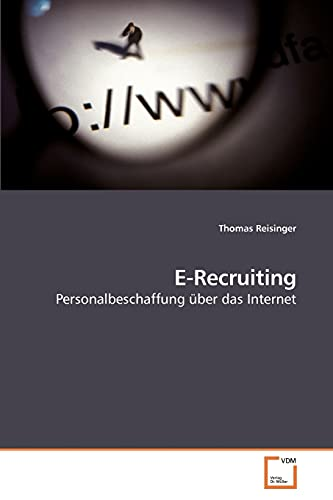 E-Recruiting: Thomas Reisinger