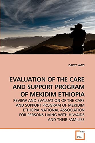 EVALUATION OF THE CARE AND SUPPORT PROGRAM