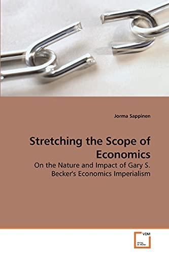 Stretching the Scope of Economics: Jorma Sappinen