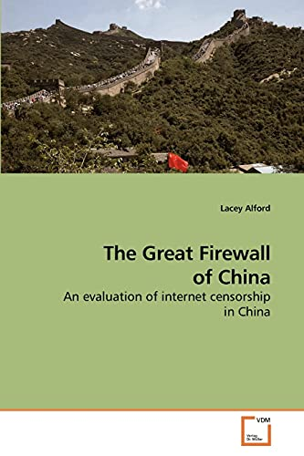 The Great Firewall of China: Lacey Alford