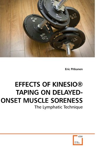 9783639243086: EFFECTS OF KINESIO® TAPING ON DELAYED-ONSET MUSCLE SORENESS: The Lymphatic Technique
