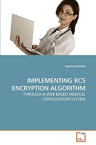 Implementing Rc5 Encryption Algorithm: Osama Khashan