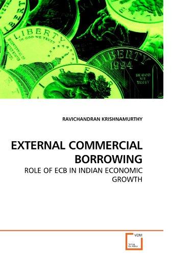 EXTERNAL COMMERCIAL BORROWING: RAVICHANDRAN KRISHNAMURTHY