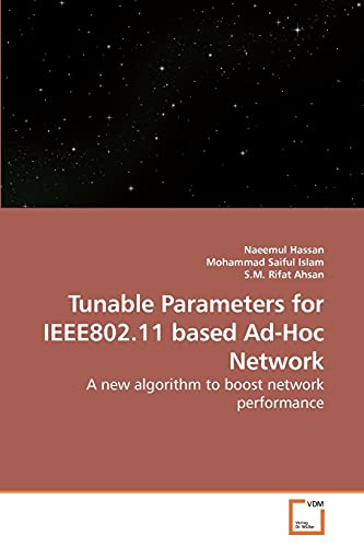 Tunable Parameters for Ieee802.11 Based Ad-Hoc Network: Naeemul Hassan, Mohammad
