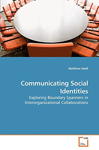 Communicating Social Identities: Matthew Isbell