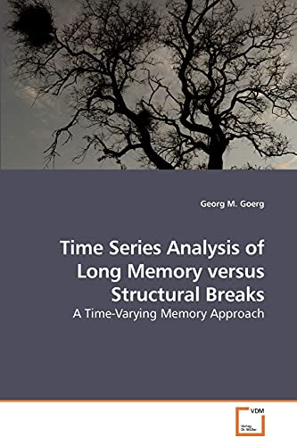 9783639246018: Time Series Analysis of Long Memory versus Structural Breaks: A Time-Varying Memory Approach