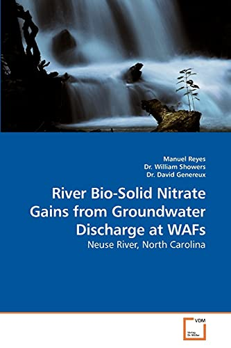 River Bio-Solid Nitrate Gains from Groundwater Discharge at Wafs: Manuel Reyes