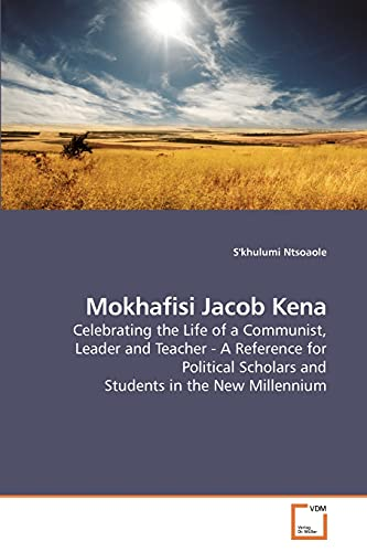 Mokhafisi Jacob Kena: S'khulumi Ntsoaole