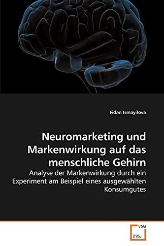Neuromarketing und Markenwirkung auf das menschliche Gehirn: Fidan Ismayilova