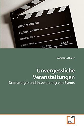 Unvergessliche Veranstaltungen: Daniela Urthaler