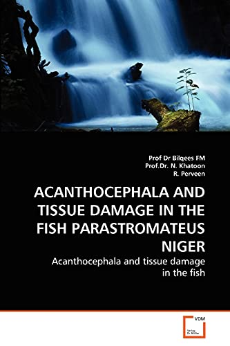 9783639254006: ACANTHOCEPHALA AND TISSUE DAMAGE IN THE FISH PARASTROMATEUS NIGER: Acanthocephala and tissue damage in the fish