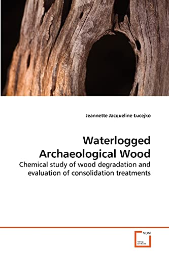 9783639257076: Waterlogged Archaeological Wood: Chemical study of wood degradation and evaluation of consolidation treatments