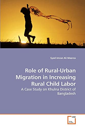 Role of Rural-Urban Migration in Increasing Rural: Syed Imran Ali