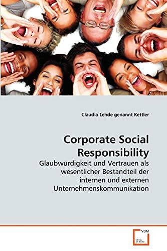 9783639260496: Corporate Social Responsibility