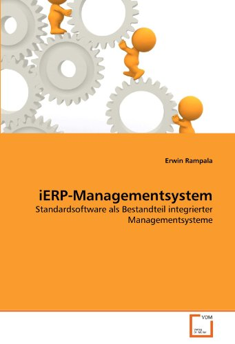 9783639262155: iERP-Managementsystem: Standardsoftware als Bestandteil integrierter Managementsysteme (German Edition)